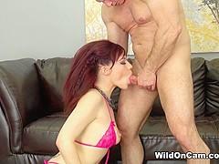 Jessica Ryan in Sultry Beauty Jessica Fucks - WildOnCam